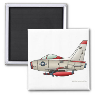 Airplane Jet Fighter Military Aircraft Magnets