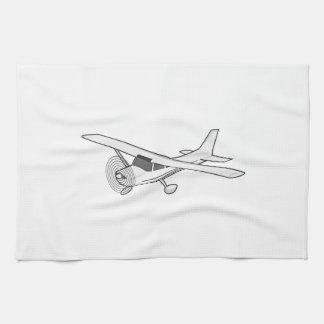 Airplane Kitchen Towel