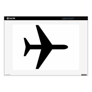 Airplane Laptop Skin