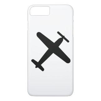 Airplane logo iPhone 8 plus/7 plus case