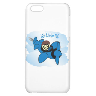 AIRPLANE - LOVE TO BE ME.png iPhone 5C Cases