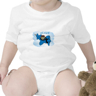 AIRPLANE - LOVE TO BE ME BABY BODYSUIT