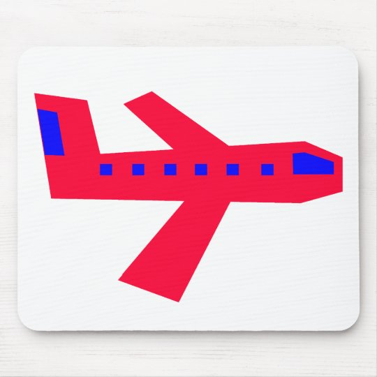 Airplane Mouse Pad