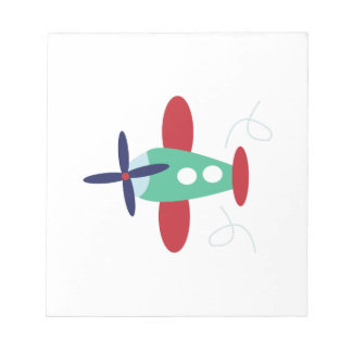 Airplane Notepad