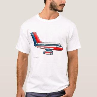 Airplane Passenger Jet Plane Apparel T-Shirt