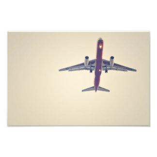 Airplane Art Photo
