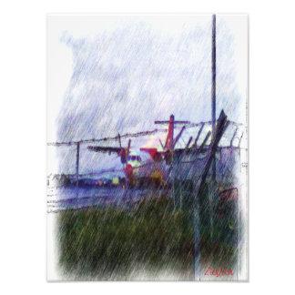 Airplane Photo Print