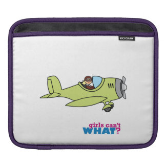Airplane Pilot Sleeves For iPads