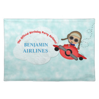 Airplane Placemat