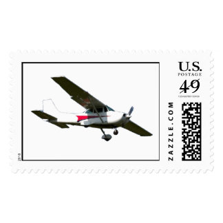 Airplane Postage Stamp