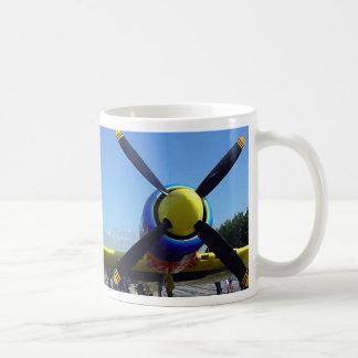 AIRPLANE PROPELLOR COFFEE MUG