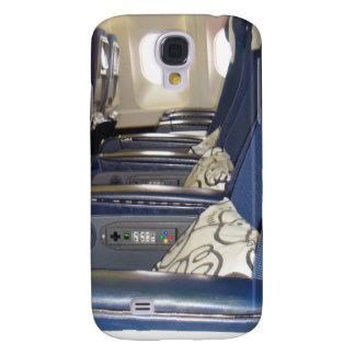 Airplane Seats Galaxy S4 Cover