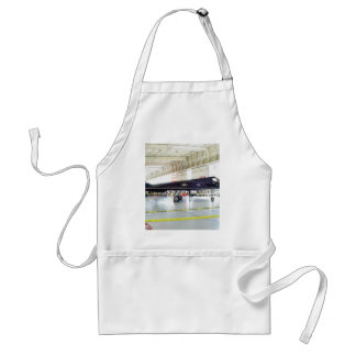 Airplane Stealth Fighter Aprons
