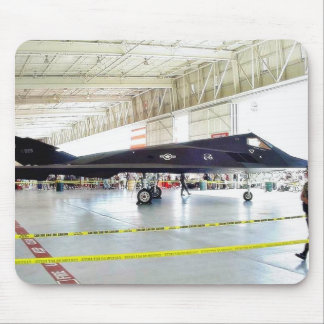 Airplane Stealth Fighter Mouse Pad