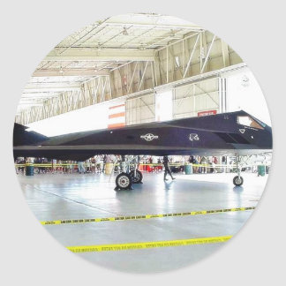 Airplane Stealth Fighter Stickers