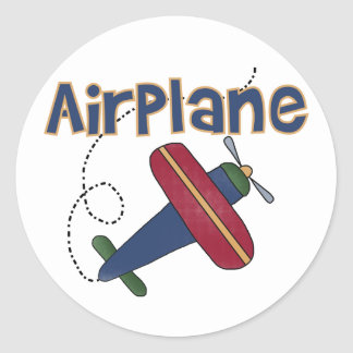 Airplane Stickers