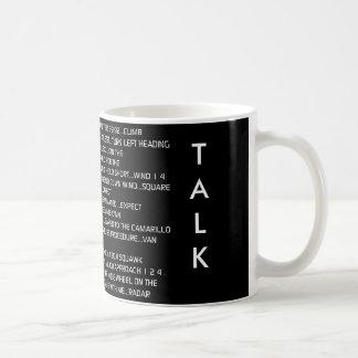 Airplane Talk 3, ATC, TALK Coffee Mugs