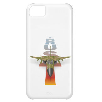 Airplane Thrust Supersonic fighter jet Air Force iPhone 5C Cover