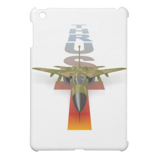 Airplane Thrust Supersonic fighter jet Air Force iPad Mini Cases