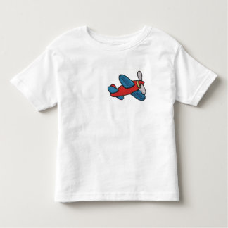 Airplane Toddler T-shirt