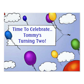 Airplane Towing Sign any Message PARTY INVITATION