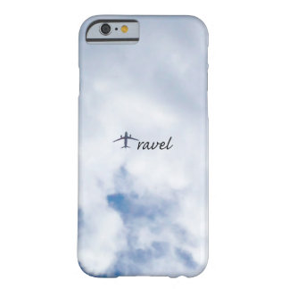 Airplane Travel Iphone 6 Phone Case