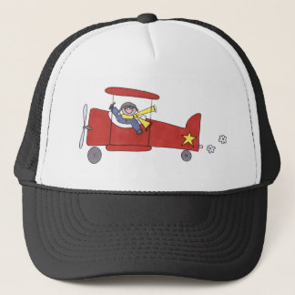 Airplane Trucker Hat