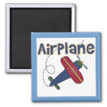 Airplane Tshirts and Gifts Fridge Magnet