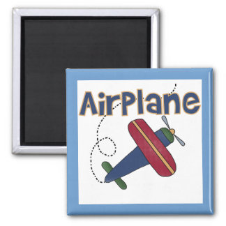 Airplane Tshirts and Gifts Magnet