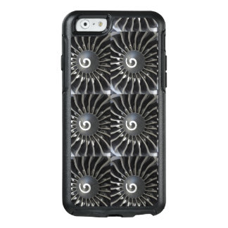 Airplane turbine OtterBox iPhone 6/6s case