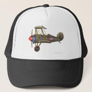 Airplane Vintage Biplane Hats