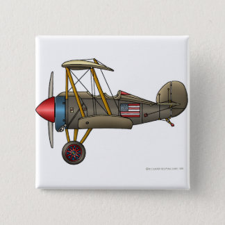Airplane Vintage Biplane Pins