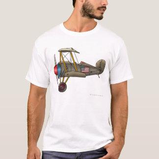 Airplane Vintage Biplane T-Shirt