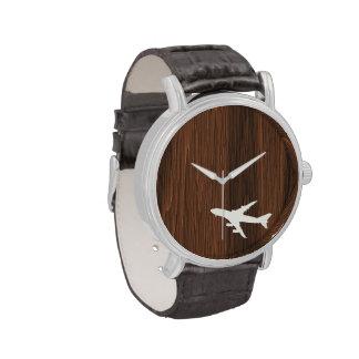 Airplane Wrist Watches