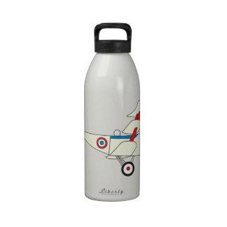 Airplane Drinking Bottles