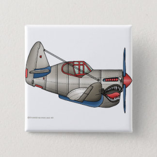 Airplane WW2 Fighter Plane Pins