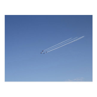Airplanes 10 postcard