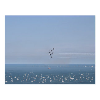 Airplanes 15 postcard