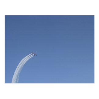 Airplanes 1 postcard