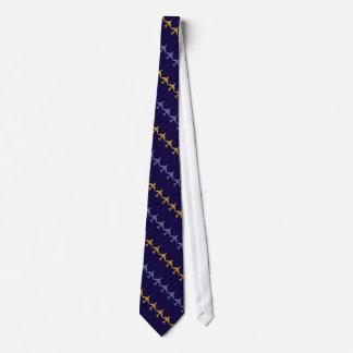 airplanes / aeroplanes neck tie
