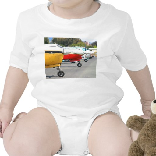 Airplanes baby t-shirt