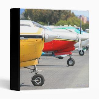 Airplanes Binder
