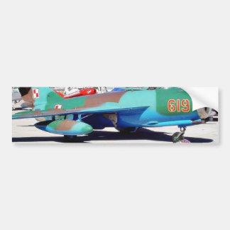 Airplanes Car Bumper Sticker