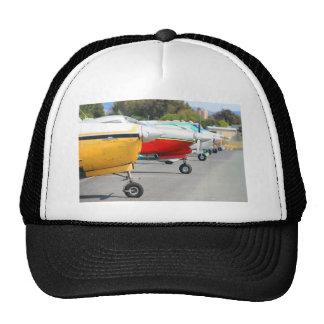 Airplanes cap trucker hat