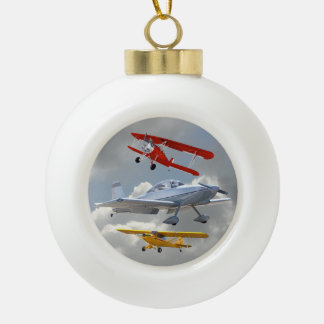 Airplane Ornaments & Keepsake Ornaments | Zazzle