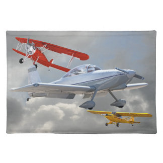 AIRPLANES CLOTH PLACEMAT