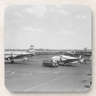 Airplanes Drink Coasters
