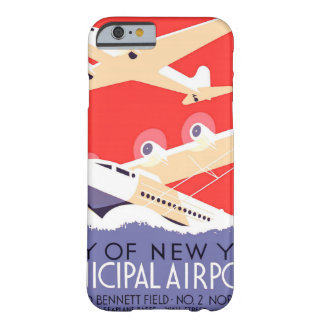 Airplanes Flying Vintage Propeller Planes Barely There iPhone 6 Case