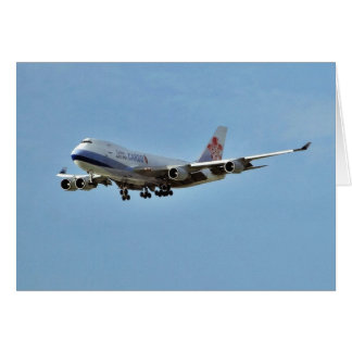 Airplanes Jets Greeting Card