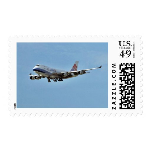 Airplanes Jets Postage Stamp